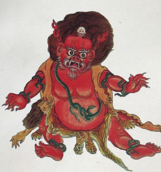 Tibetan Vibration – seminario con Sauro Tronconi a Trieste