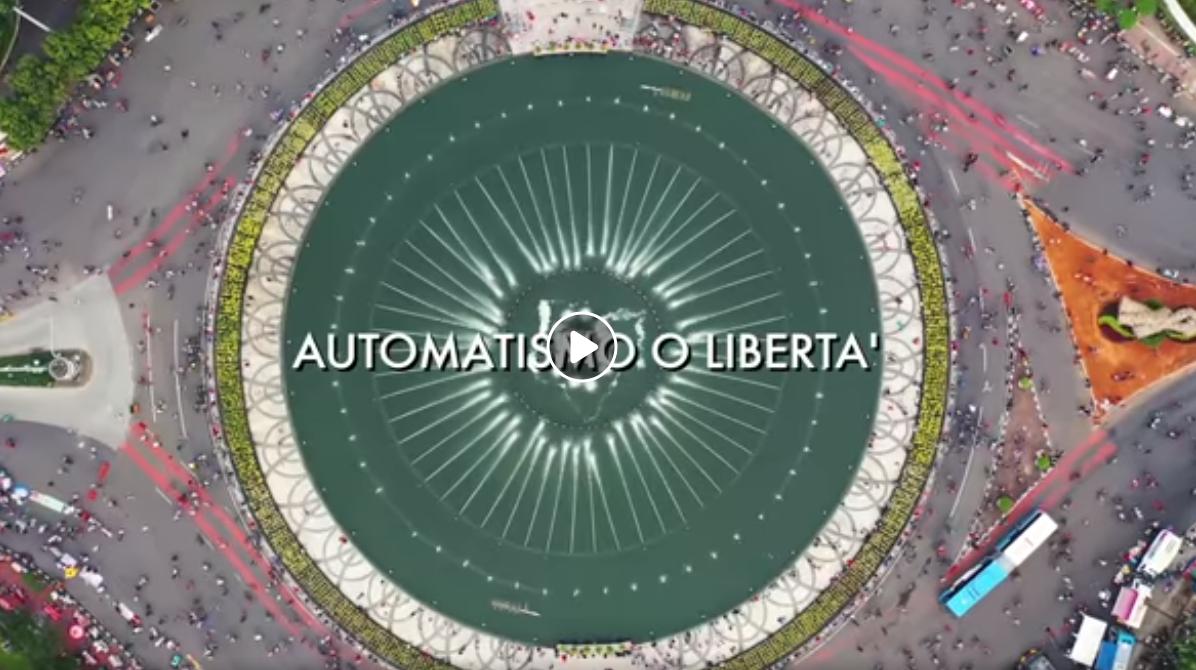 VIDEO: AUTOMATISMO O LIBERTÀ – SAURO TRONCONI